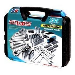 Channellock CHA39067 132 Piece Mechanics Tool Set