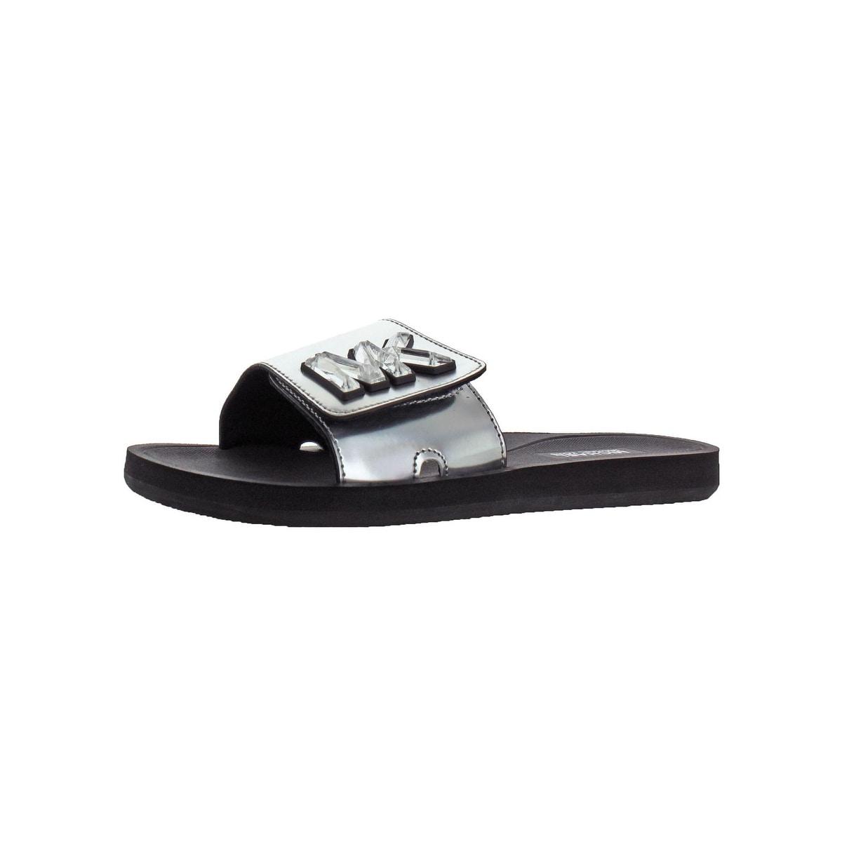 3d81691477ef5e Buy MICHAEL Michael Kors Women s Sandals Online at Overstock