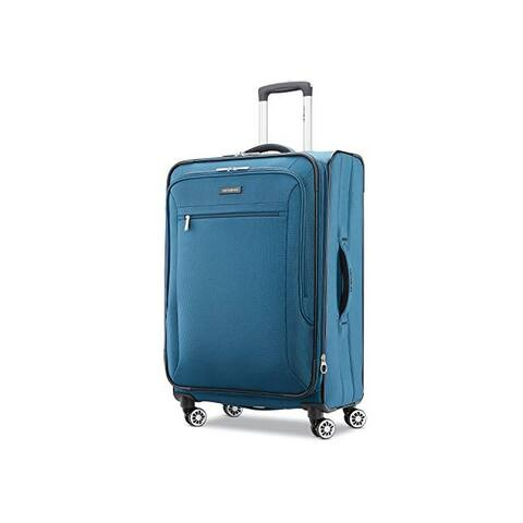 Samsonite Ascella X Softside Expandable Luggage with Spinner Wheels,