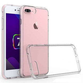 KuKu Mobile Acrylic Case for Apple iPhone 7 Plus / iPhone 7+ (Clear)