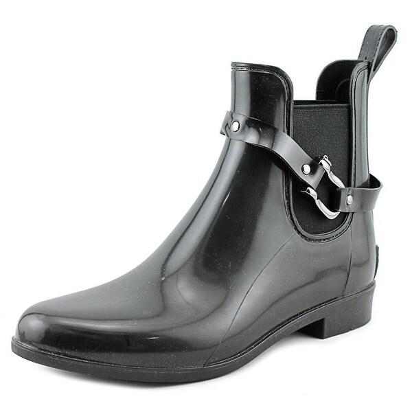 Nautica Seacoast Women Black Snow Boots