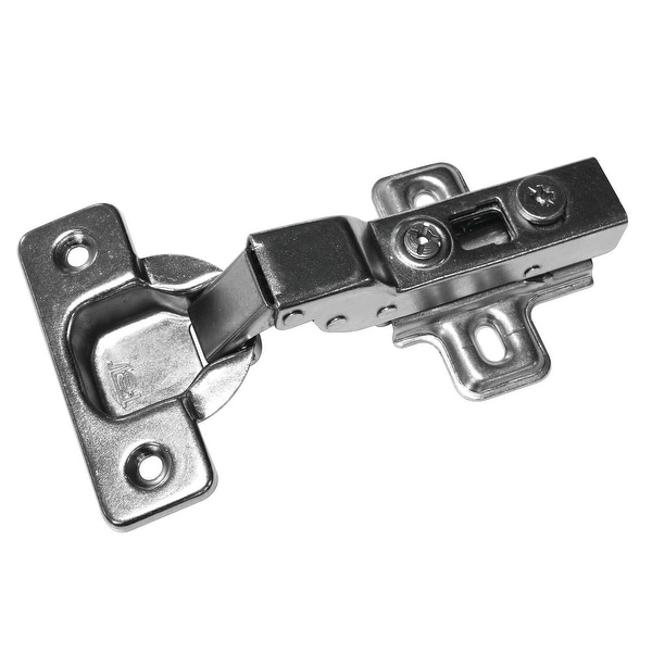 Fantastic Richelieu Bp871150821 Fgv 1 2 Partial Overlay Concealed European Cabinet Door Hinge With 110 Degree Opening Angle And Soft Download Free Architecture Designs Itiscsunscenecom