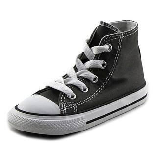 Converse Chuck Taylor All Star Specialty Hi Toddler Canvas Gray Sneakers|https://ak1.ostkcdn.com/images/products/is/images/direct/72e70ef77400c210744b9e7897afd6afa2439234/Converse-Chuck-Taylor-All-Star-Specialty-Hi-Toddler-Canvas-Gray-Sneakers.jpg?impolicy=medium