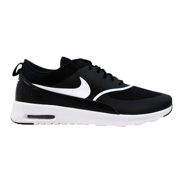 df01be17adf6e ... Women's Athletic Shoes. Nike Air Max Thea Black/White 599409-028 ...