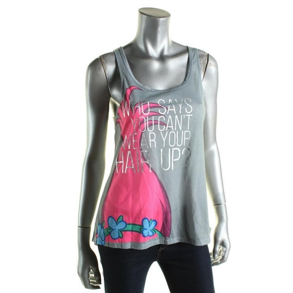 3014c074 Shop DreamWorks Womens Tank Top Graphic Sleeveless - m - Free Shipping On  Orders Over $45 - Overstock - 19558781