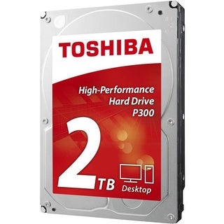Retail Hard Drives 2TB 3.5 INT HDD P300 Mobile Internal Hard Drive