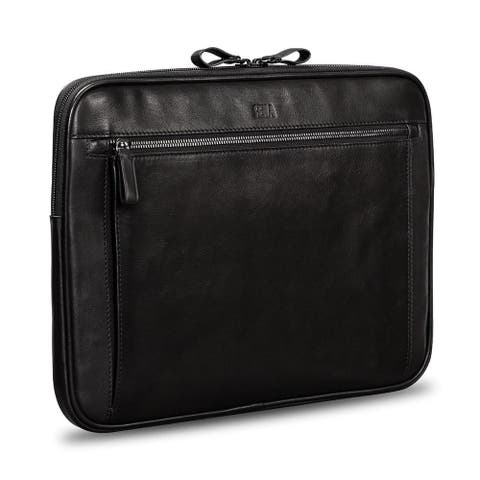 SENA Cases Deen 14 in. Leather Sleeve - SBD030GBUS
