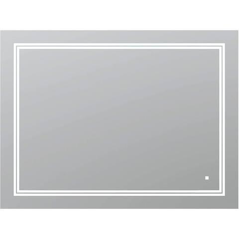 Aquadom Soho Ultra-slim Framed LED Mirror