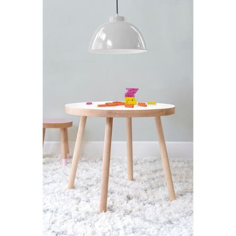 Poco Round Kids Table, Custom Made to Order