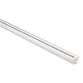 "Nuvo Lighting TR122 96"" Track Section - White"