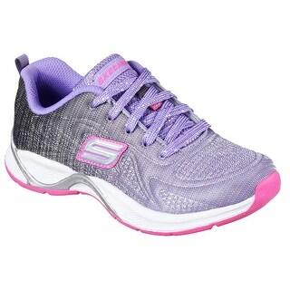 Skechers 81128 PBHP Girl's HI GLITZ - FLUTTERSPARK Sneaker