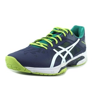 Asics Gel-Solution Speed 3   Round Toe Synthetic  Running Shoe