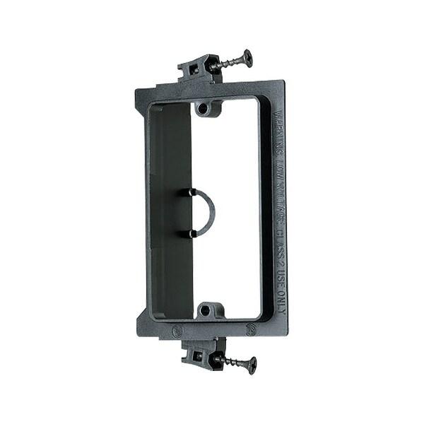Arlington™ LVS1 Single-Gang Screw-On Low Voltage Bracket for New Construction