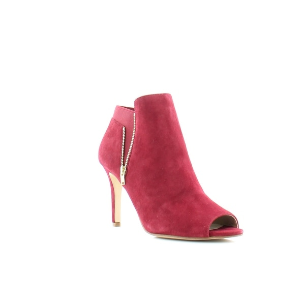 Marc Fisher Smash Women's Boots Dark Red