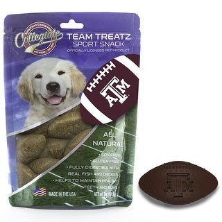 Collegiate Texas A&M Aggies Pet Dog Treats