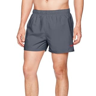Speedo NEW Gray Granite Mens Size Large L Pull On Stretch Trunk Shorts|https://ak1.ostkcdn.com/images/products/is/images/direct/72f590a0296f4c7527c0b7fd2f96a7268cc9b17c/Speedo-NEW-Gray-Granite-Mens-Size-Large-L-Pull-On-Stretch-Trunk-Shorts.jpg?impolicy=medium