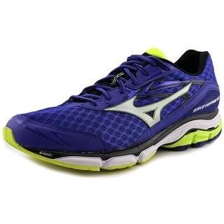 Mizuno Wave Inspire 12 Men  Round Toe Synthetic Blue Running Shoe