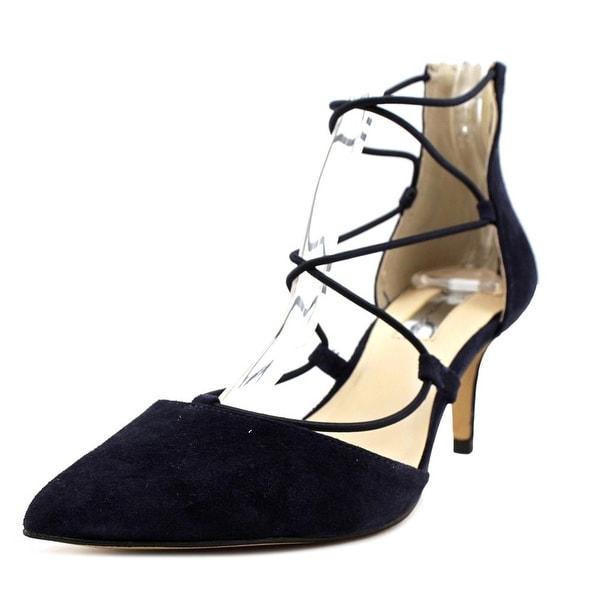 INC International Concepts Daree Open Toe Suede Sandals