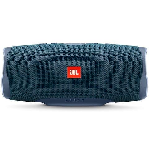 JBL Charge 4 Portable Waterproof Wireless Bluetooth Speaker - 5.10 x 9.12 x 4.4