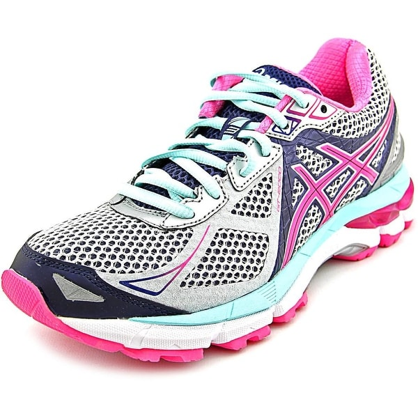 Asics GT-2000 3 Women Round Toe Synthetic Pink Running Shoe