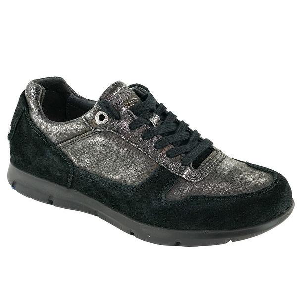 Birkenstock Cincinnati Suede Leather/Textile/Synthetics Shoes - Graphite