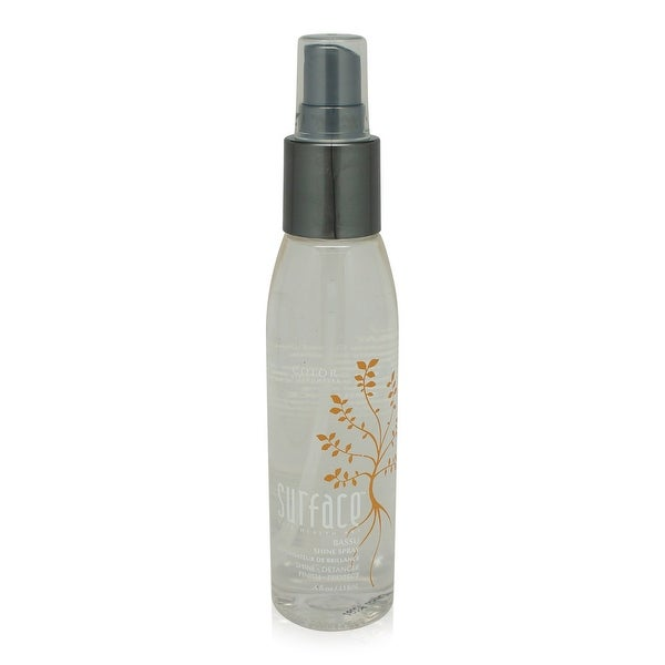 Surface Bassu Shine Spray Brillance 4Oz