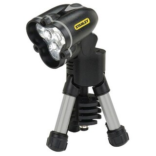 Stanley 95-111 Emergency Flashlight Mini Compact Tripod Weather-resistant