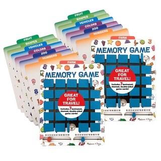 (2 Ea) Flip To Win Memory Game