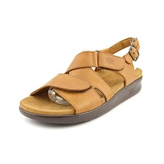SAS Huggy Women W Open-Toe Leather Tan Slingback Sandal|https://ak1.ostkcdn.com/images/products/is/images/direct/72fcf8cacc02defa1f1d40746dd113aee8b12d50/SAS-Huggy-Women-W-Open-Toe-Leather-Tan-Slingback-Sandal.jpg?impolicy=medium