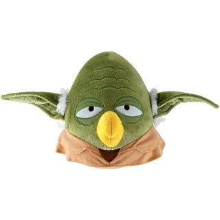 """Angry Birds Star Wars 16"""" Deluxe Plush: Yoda"""