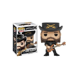 POP! Rocks: Lemmy Kilmister Vinyl Figure
