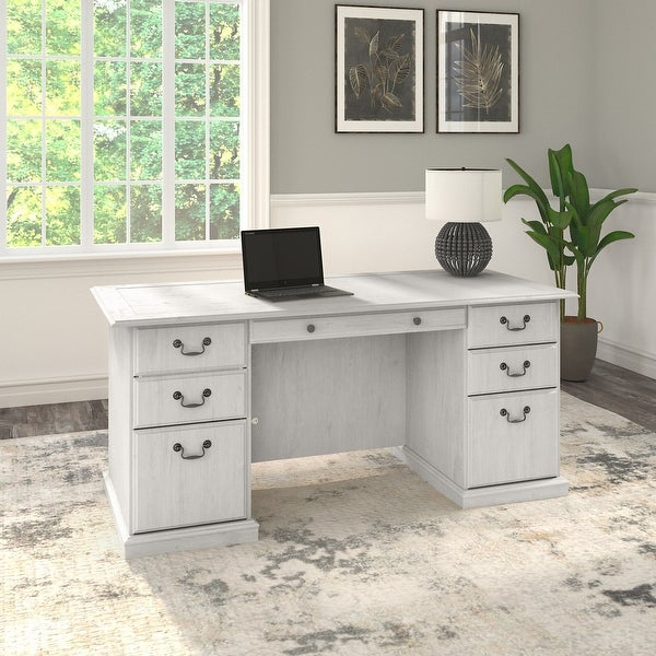 Copper Grove Executive Desk. Opens flyout.