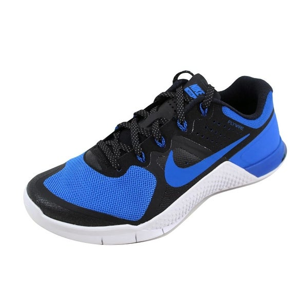 Shop Nike Men's Metcon 2 Amp-X Black/Royal Blue-Royal Blue 844634-033 - - On Sale - - 844634-033 22340428 814130
