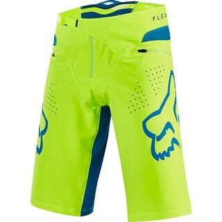 Fox Racing Flexair Short - 15935-130 - fluorescent yellow