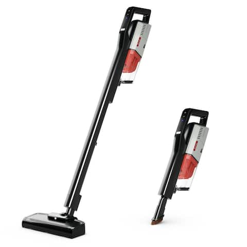 Gymax Cordless Lightweight 4 in 1 Handheld Stick Vacuum Cleaner