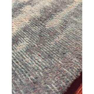 Shop Flatweave Blueway Cotton Polyester Rug 8 X 10