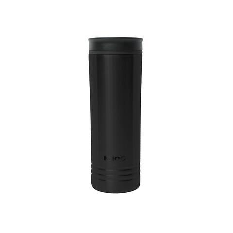 Igloo 70168 Isabel Stainless Steel Insulated Travel Mug, Black, 20 Oz