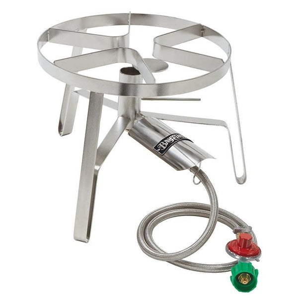 Bayou Classic® Stainless Steel Single Jet Cooker. Opens flyout.