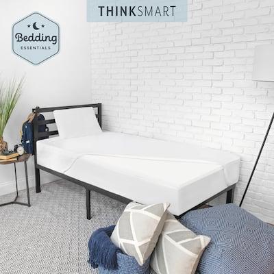 ThinkSmart by SensorPEDIC 4 Piece Bedding Essentials Bundle