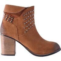 Nomad Women's Jemma Ankle Bootie Cognac