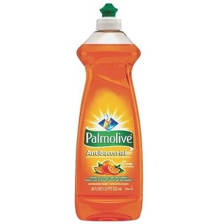 Palmolive 46412 Antibacterial Dish Liquid With Orange Extracts, 12.6 Oz.