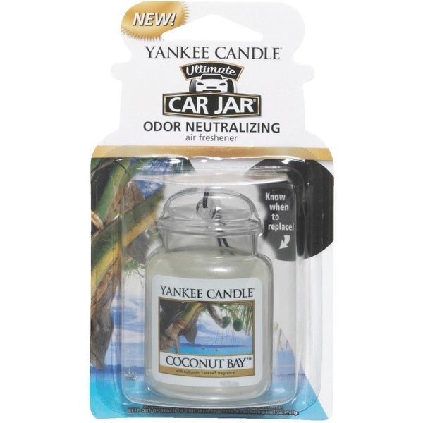 Yankee Candle Coconut Car Jar Ultmt