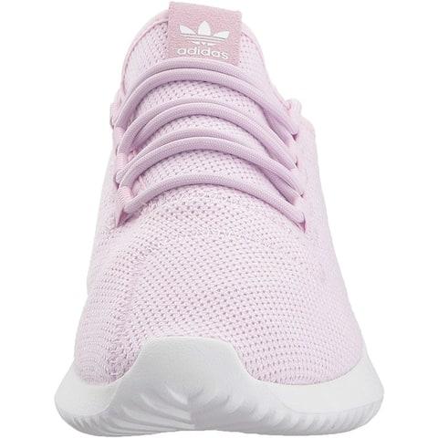 Kids Adidas Boys Tubular Shadow Fabric Low Top Lace Up Fashion Sneaker