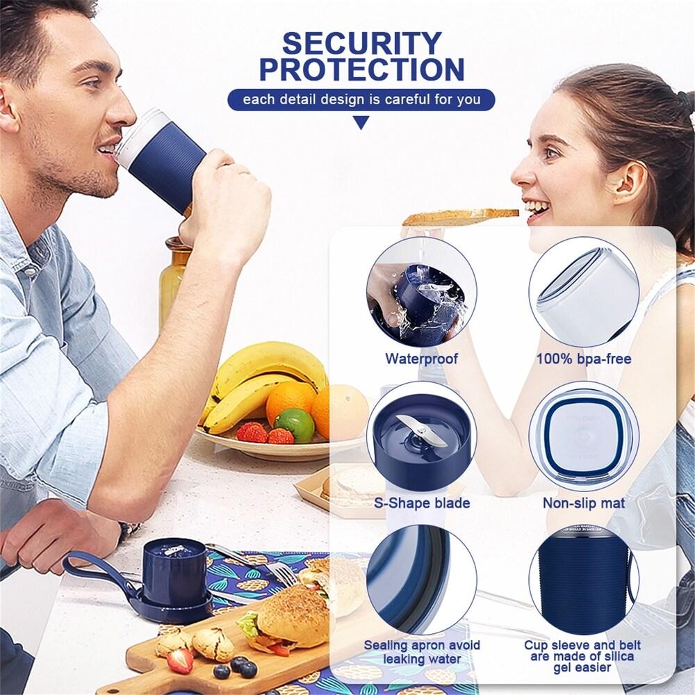1000 Series Juicer Blender, Blue