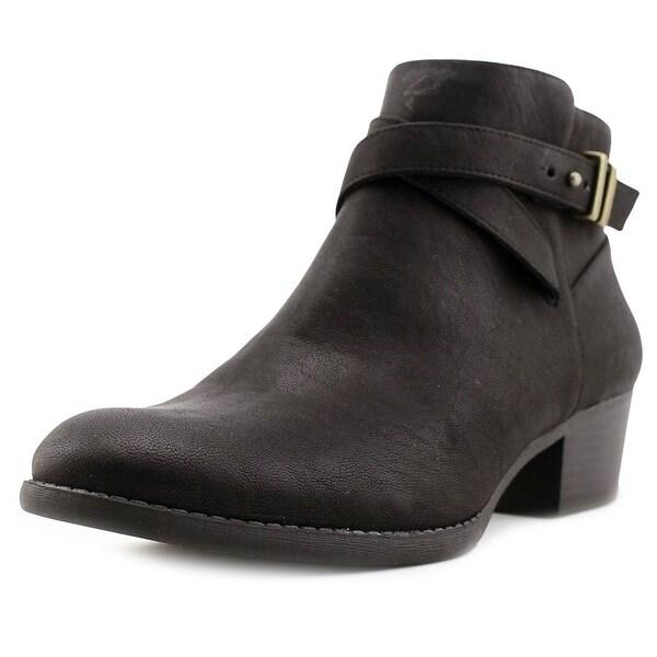 INC International Concepts Herb II Women Black Boots