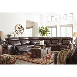 Link to Wyline Contemporary Oversized Wedge Coffee Similar Items in Living Room Furniture
