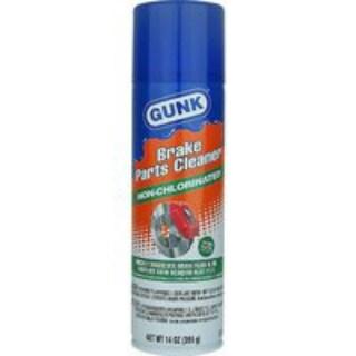Gunk M710 Ultra Low Voc Brake Cleaner 14 Oz