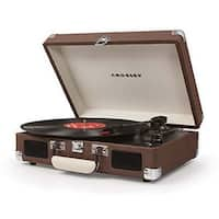 Crosley  Cruiser Turntable with Bluetooth & Pitch Control - Tweed