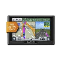 Refurbished Garmin Nuvi 57LM GPS Vehicle Navigation System w/ Free Lifetime Map Updates