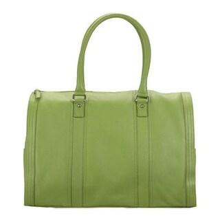 Hadaki by Kalencom Women's City Duffel Piquat Green - us women's one size (size none)